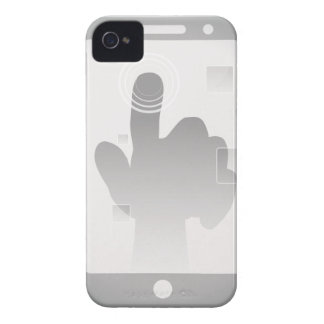 Touch Screen Technology iPhone 4 Cases