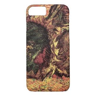 Tournesols coupés de Van Gogh 2, beaux-arts Coque iPhone 7