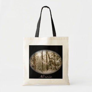 Trees In Winter Budget Tote Bag