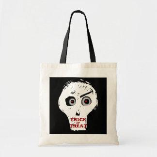Trick or Treat Budget Tote Bag