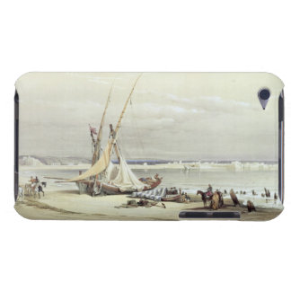 Tsur, ancient Tyre, April 27th 1839, plate 69 from iPod Case-Mate Case