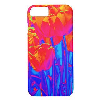 Tulipes de printemps coque iPhone 7