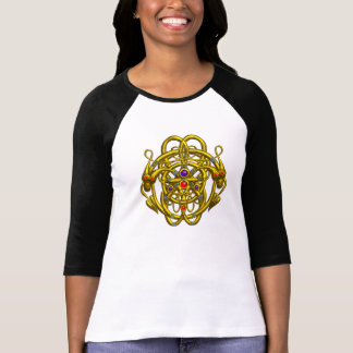 TWIN DRAGONS for all colors - Customized T-shirts