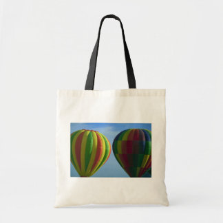 Two's company budget tote bag