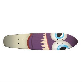 Ugly Smile Skateboard Deck