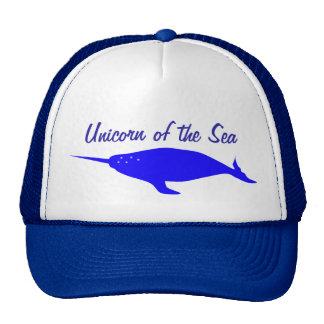 Unicorn of the Sea Trucker Hat