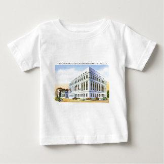 United States Custom House, U.S. Post Office T-shirts