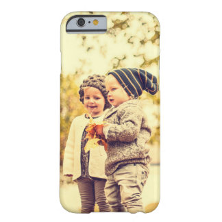 Upload Your Own Image Barely There iPhone 6 Case