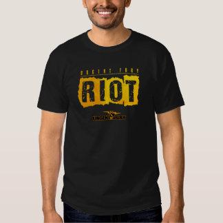 Urgent Fury Riot T Shirt - Dark