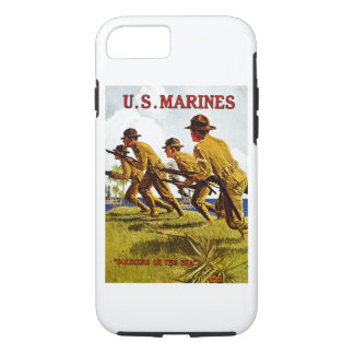 US Marines ~ Soldiers of the Sea iPhone 7 Case