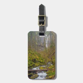 USA, Oregon, Columbia Gorge Bag Tag