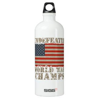USA, Undefeated World War Champions