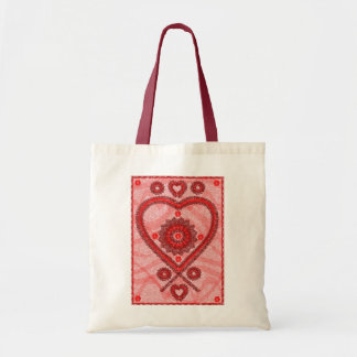 Valentine Digital Embroidery Bag