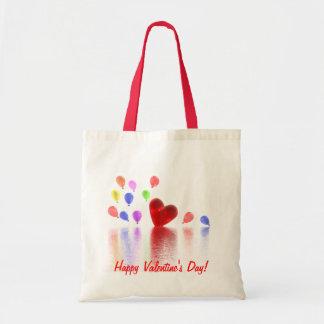 Valentines Day Celebration Budget Tote Bag