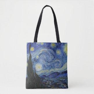 Van Gough Starry Night Tote Bag