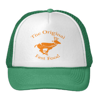 Venison: The Original Fast Food Trucker Hat