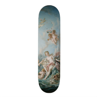 Venus on the Waves Skateboard Deck