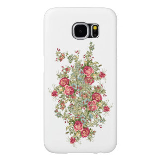Victorian Roses Samsung Galaxy S6 Cases