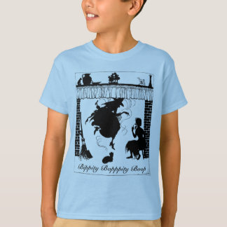 VIntage Cinderella's Fairy Godmother Appears T-Shi Tshirts