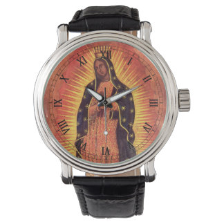 Vintage Religion, Virgin Mary, Lady of Guadalupe Watch