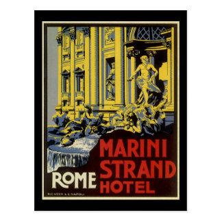 Vintage Rome Postcard