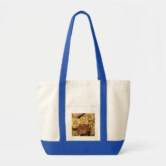 Vintage Roses Impulse Tote Bag