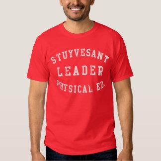 VINTAGE STYLE Stuyvesant Leader Physical Ed. T-shi T-shirt
