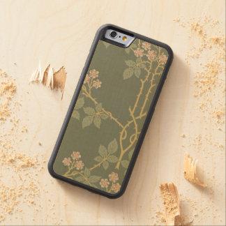 Vintage William Morris Blackberry GalleryHD Maple iPhone 6 Bumper