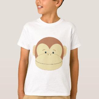 Visage de singe tshirt