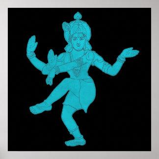 Vishnu Print