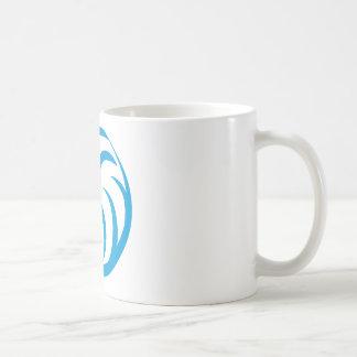 Volleyball Icon Classic White Coffee Mug
