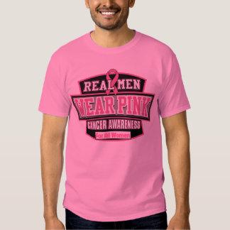 Vrai rose de vêtements pour hommes pour toutes les tee shirts