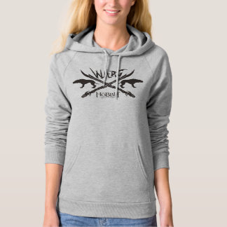 Warg Movie Icon Hooded Pullovers