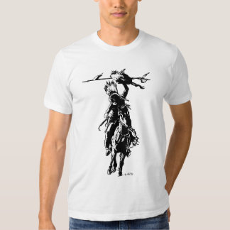 warrior - shirt