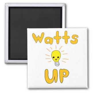 Watts Magnet Carré