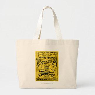 Weasley and weasley Products Jumbo Tote Bag