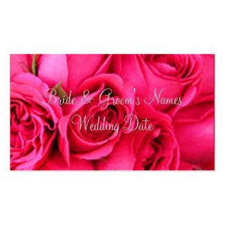 Wedding Profile Card Templates Business Card