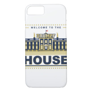 Welcome to the Drumpf House - iPhone 7 Case