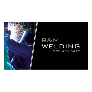 Welding - Business Cards