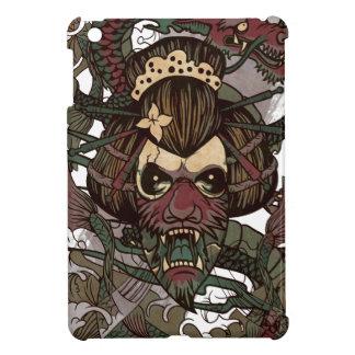 Wellcoda Dragon Ornament Freaky Monster Case For The iPad Mini