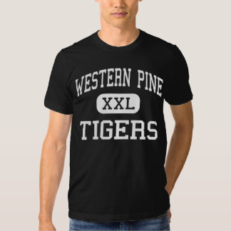 Western Pine - Tigers - West Palm Beach T Shirt