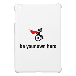 Wheelchair Rugby Hero Case For The iPad Mini