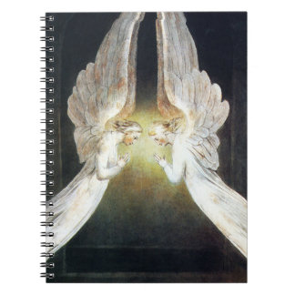 William Blake Angels Notebook