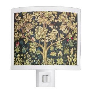 William Morris Tree Of Life Nite Lites