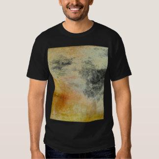 william turner - sun setting over a lake t-shirt
