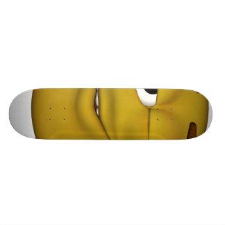 Winking Skateboard Deck