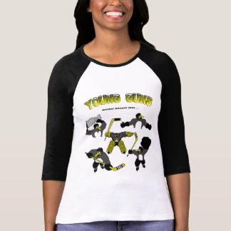 Womens Penguin Young Guns T-Shirt