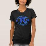 Women's Pi Day Geek Shirt. T Shirts