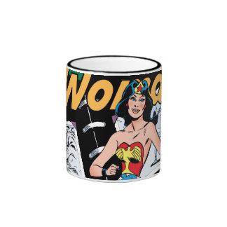 Wonder Woman Box of 3 Dooms Ringer Coffee Mug