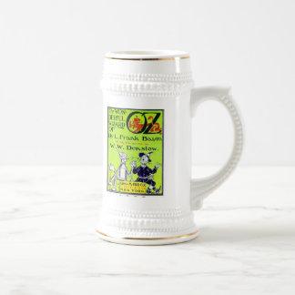 Wonderful Wizard Of Oz 18 Oz Beer Stein